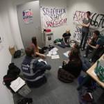 Versammlung Streikkomitee